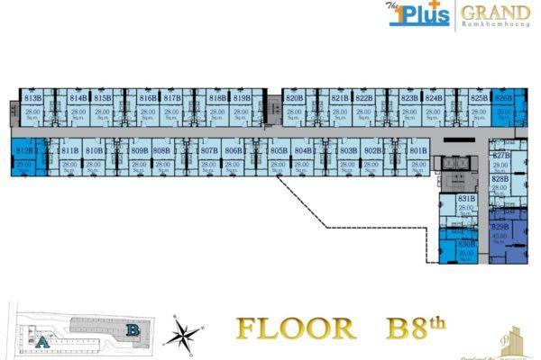 Floor-8-B